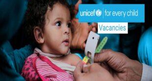 UNICEF Job Recruitment for International Consultants, Nigeria