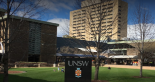 University of New South Wales Research 2020