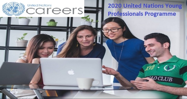 2020 United Nations Young Professionals Programme
