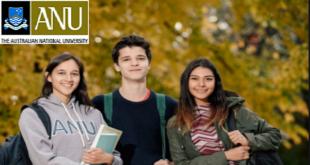 Australian National University Angus Nicholson 2020