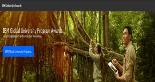 IBM Global University Programs Academic Awards
