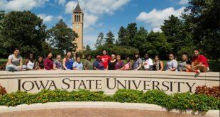 International Merit Scholarships at Iowa State University