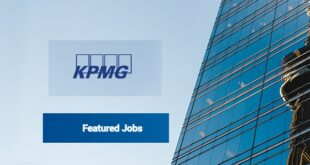 KPMG Job Opportunities – 15 October, 2020 (10 Fresh Positions)