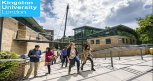 Kingston University London International Scholarships Award