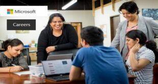 Microsoft Student Internship and Recent Graduate Recruitment 2020