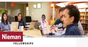 Nieman-Berkman Klein Fellowship at Harvard University