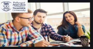 Swansea University International Scholarships 2020