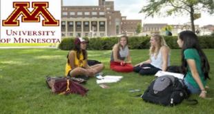 University of Minnesota Global Excellence 2020