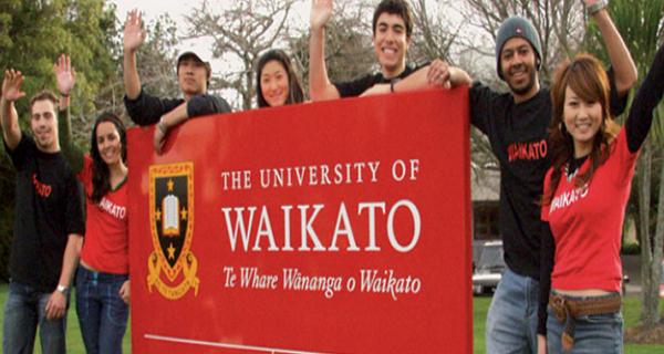 University of Waikato International Excellence 2020