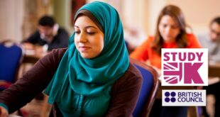 Study UK GREAT Scholarships 2021-22 (Funded by British Council)