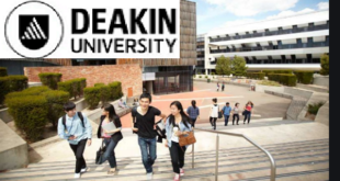 Deakin University HDR Scholarship 2020