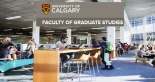 Graduate Entrance Awards at the University of Calgary