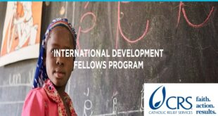 International Development Fellows Program