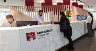 Macquarie University Vice 2021