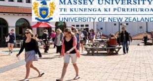 Massey University International 2021
