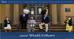 Maurice R. Greenberg World Fellows Program at Yale University