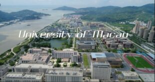 University of Macau Scholarships in China for International Students 2021