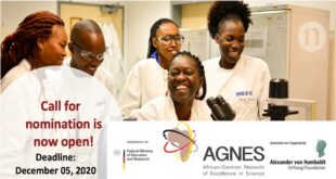 AGNES Grants for Junior Researchers