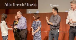 Adobe Research Fellowship Award for Students 2021