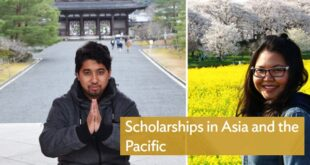 100 Asian Development Bank – Japan Scholarship Program at University of Tokyo