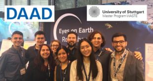 DAAD-EPOS MSc WASTE Scholarship in Germany 2021/2022 for Developing Countries
