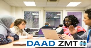 DAAD/ZMT Doctoral Scholarship 2021-2022 for Sub-Saharan African Students