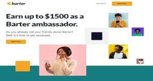 Flutterwave Barter Student Ambassador Program (Plus Internship)