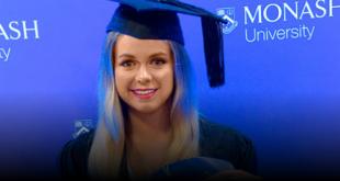 Fully funded Monash University 2021