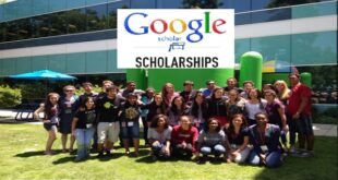 Generation Google Scholarship 2021