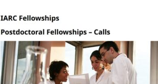 IARC Fellowships for Medical Scholars