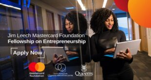 Jim Leech Mastercard Foundation Fellowship at Queen's University Canada
