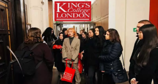 King's College London 2021