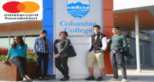 University of British Columbia 2021
