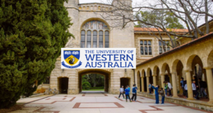University of Western Australia 2021