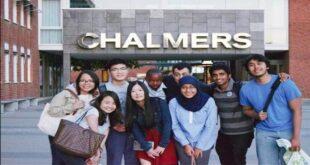 Adlerbert Study Scholarships at Chalmers University of Technology