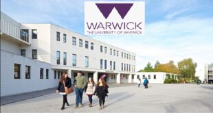 Chancellor's International Scholarship 2021 at University of Warwick