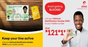 How to Retrieve, Link Your NIN on MTN, Airtel, Other Networks_NIN