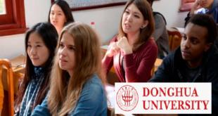 Donghua University 2021