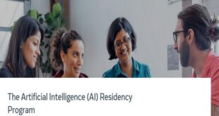 Facebook Artificial Intelligence Residency Program 2021