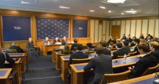 Fox International Fellowship at Yale Macmillan Center 2021
