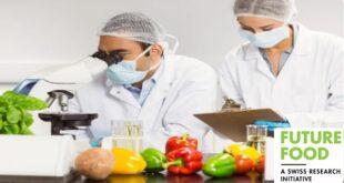 Future Food Swiss Research Initiative Postdoctoral Fellowship 2021