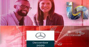 Apply Now: Mercedes-Benz South Africa Graduate Development Programme (GDP) 2021
