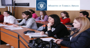 Romania Ministry of Foreign 2021