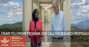 STAARS Fellowship 2021 for Africans at Cornell University