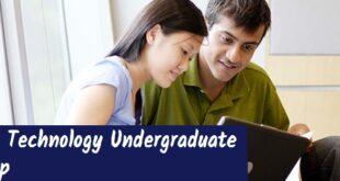 Study in Singapore: SMU Science & Technology Undergraduate Scholarship 2021