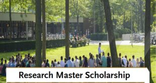 Tilburg University Research Masters Scholarships 2021/2022 in Netherlands