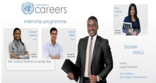 United Nations Internship Programme 2021 for Students and Graduates | UN Paid Internships