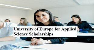 University of Europe for Applied Science Scholarships