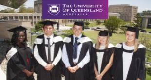 University of Queensland 2021