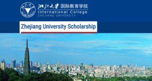 Fully Funded Zhejiang University Scholarship for International Postgraduate Students 2021